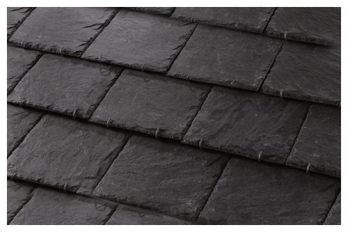 人気のスレート屋根材